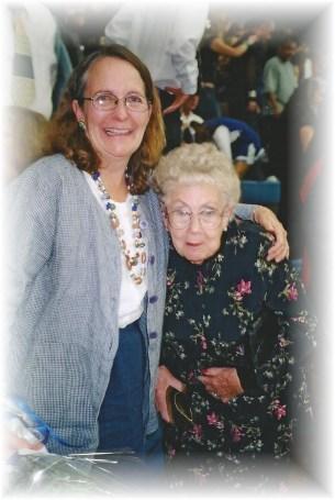 Betty Ann and M.A.