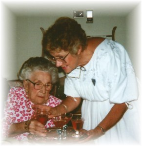 Betty Ann and Mother