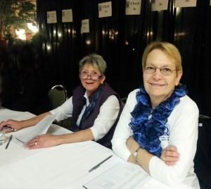 Gloria and Mitzi Empty Bowls